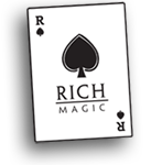 Goochelaar Rich Magic
